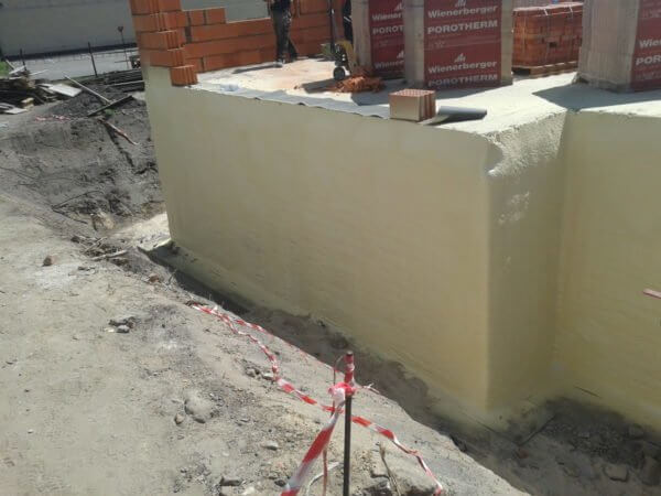 Podłogi fundamenty piwnice stropy ściany tarasy
