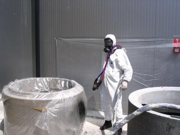 Hydroizolacja zabezpieczenie betonu, stali